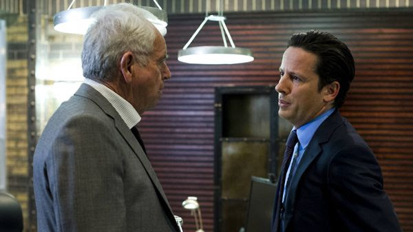 President James Heller (William Devane) is about to receive devastating news regarding his daughter Audrey in the finale of 24: LIVE ANOTHER DAY.