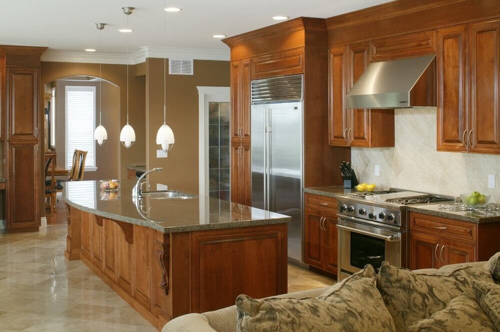 Kitchen Countertop Ideas On A Budget Custom Contracting Inc