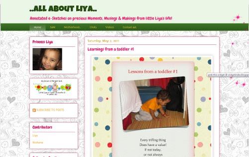 All About Liya