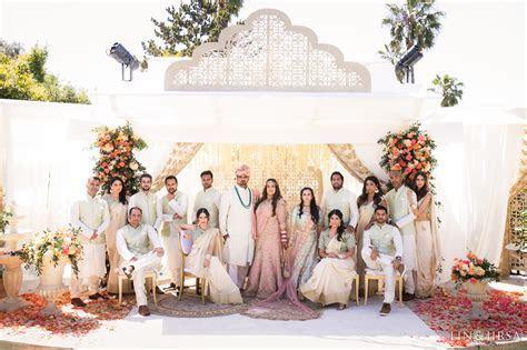 Hyatt Regency Newport Beach Indian Wedding   Diviya & Sumit