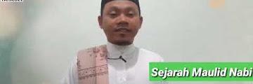 Sejarah Maulid Nabi oleh Ustadz Abdul Wachid di Masjid Darun Najah Karang Anyar Tarakan 20191115