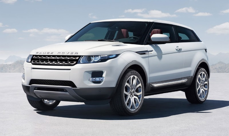 2012 Range Rover Evoque: official details, photos and ...
