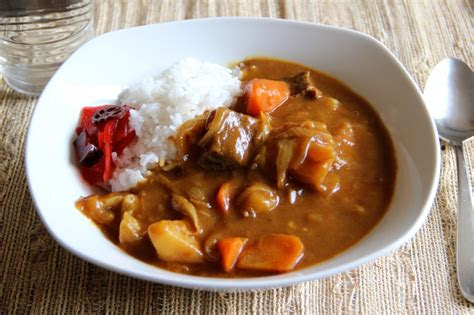 curry  rice recipe japanese cooking