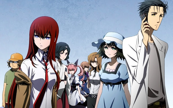 steins gate Anime Endings (ED)