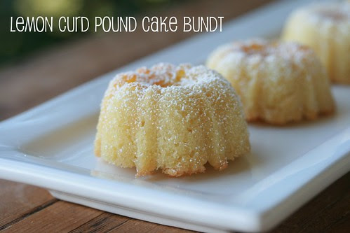 Lemon Curd Pound Cake Bundt - I Like Big Bundts