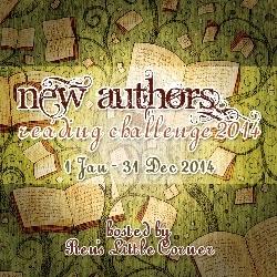 NEW AUTHORS READING CHALLENGE 2014 | MASTER POST