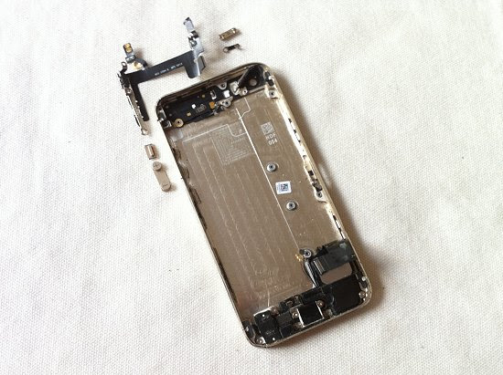 iPhone 5S disassembly stage 36