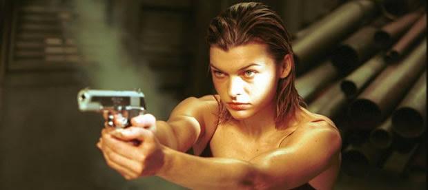 Resident Evil: O Hóspede Maldito Matéria Foto