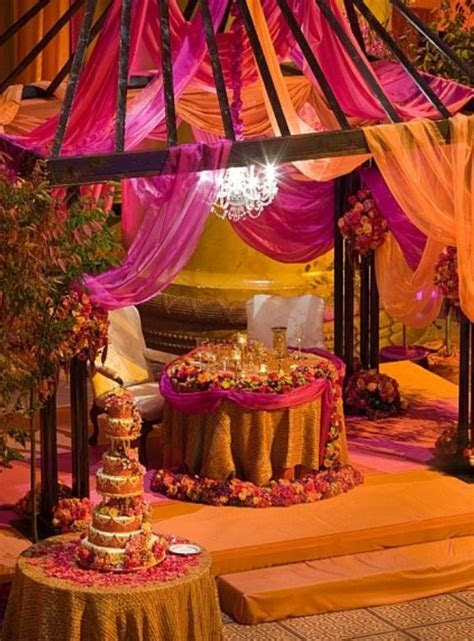 Moroccan inspired wedding decor Archives   Weddings Romantique