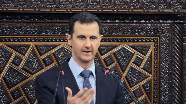 ΗΠΑ: Μια νίκη Ασαντ, το καλύτερο σενάριο για τη Συρία