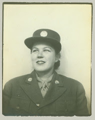 Photobooth Uniformed Woman