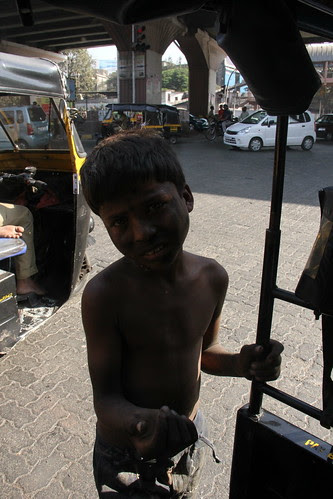 The Beggar Kid Bandra Reclamation by firoze shakir photographerno1