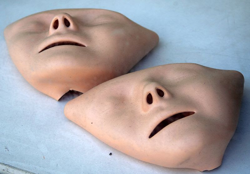 File:First aid masks for CPR training.jpg