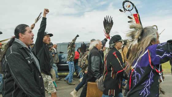 Resultado de imagen para LA GUERRA Y LA PAZ EN ESTADOS UNIDOS: De Little Bighorn a Standing Rock