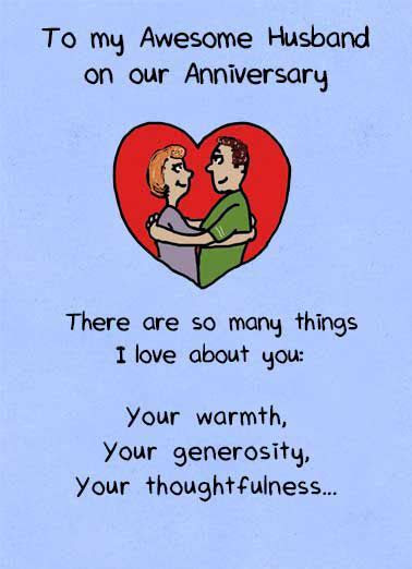 Funny Anniversary Ecards   CardFool