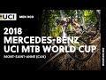 Vídeo de los mejores momentos de la Copa del Mundo XCO masculino de Mont-Saint-Anne 2018