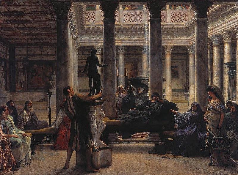 A Roman Amateur-Lawrence Alma-Tadema.jpg