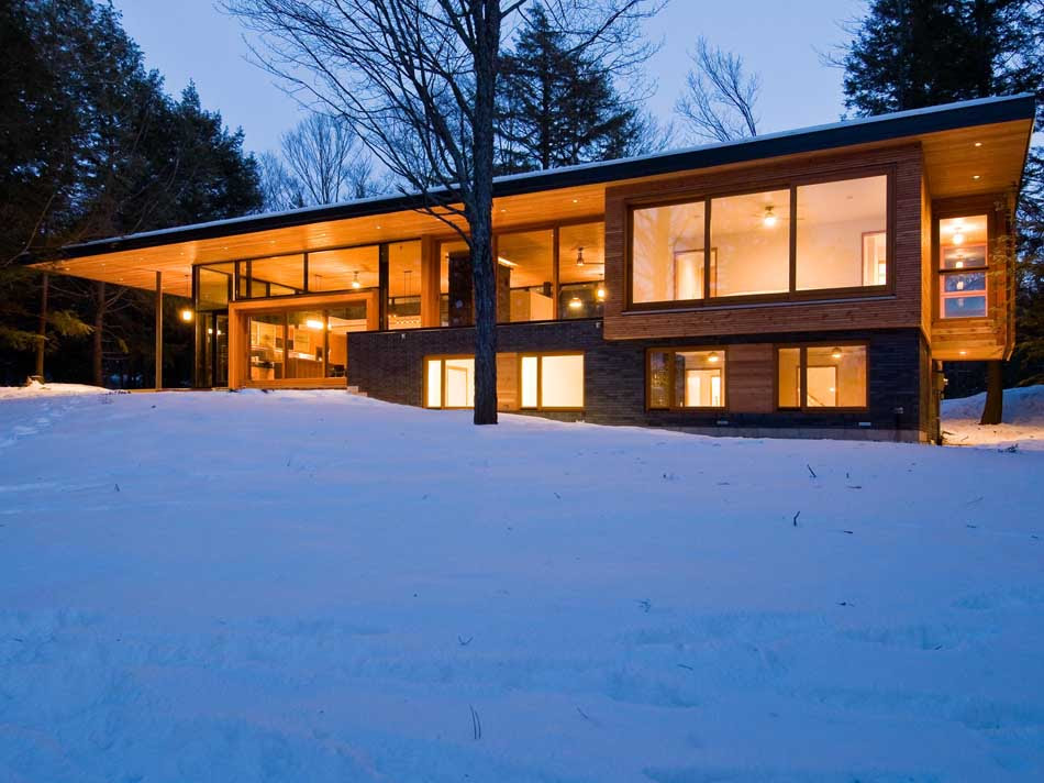 Casa Lago Eels - Altius Architecture