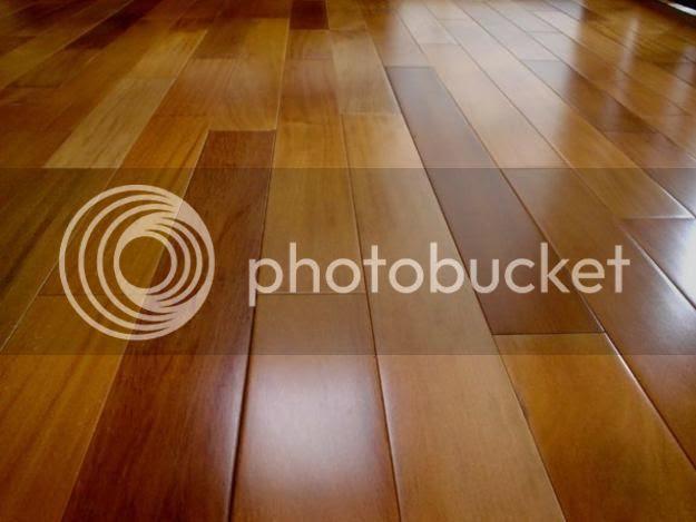 Lustrar o chão  da casa