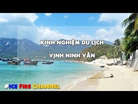 Du lịch vịnh Ninh Vân, những kinh nghiệm du lịch vịnh biển bạn nên biết