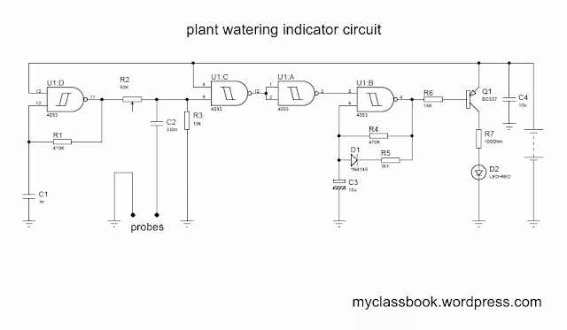 Automatic Plant Watering System Mini Project