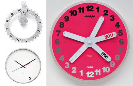 Παράξενα Ρολόγια
