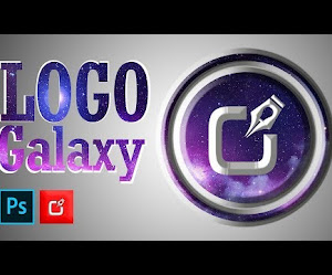 Como Hacer Diseño de un Logo Galaxy en PHOTOSHOP CS6 TUTORIAL
