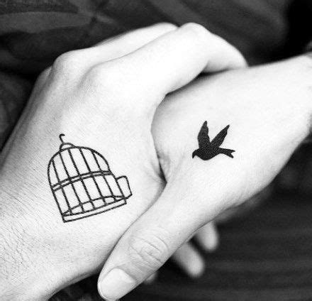 top   matching couple tattoos connected design ideas