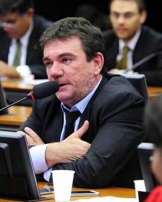 Andrés Sanchez (PT-SP) (Foto: Agência Câmara)