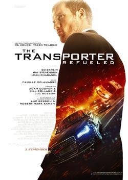 The Transporter Refueled Filmplakat
