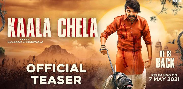 Kaala Chela Lyrics by Gulzaar Chhaniwala