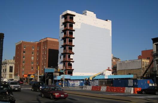 Fourth Avenue Monolith One