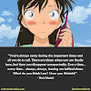 Detective Conan Quotes About Love