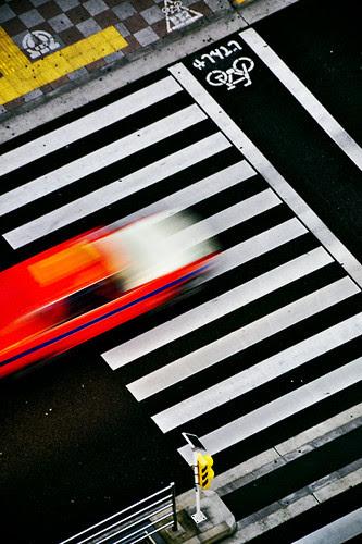 Tokyo Taxi #1 por petervanallen