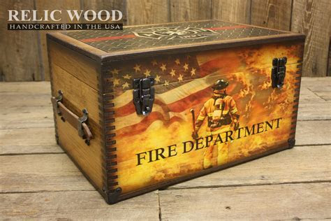 Thin Red Line   Firefighter Gifts