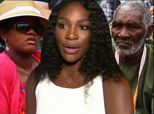 The Tennis star,Serena Williams,sends her stepmother packing out of of her marital home