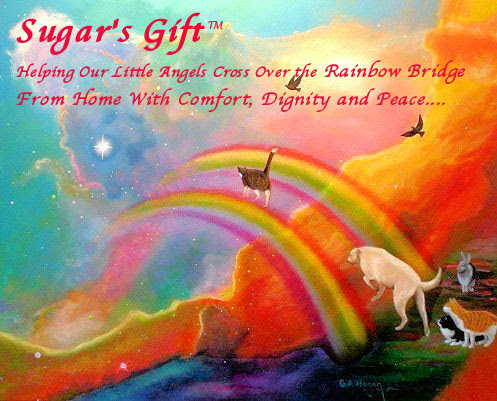 Sugars Gift Inc The Rainbow Bridge Poem