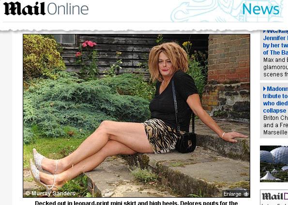 Foto: Reprodução/Daily Mail