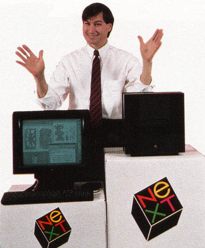 Steve Jobs and the NeXTComputer