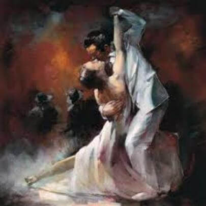 intima onda del tango