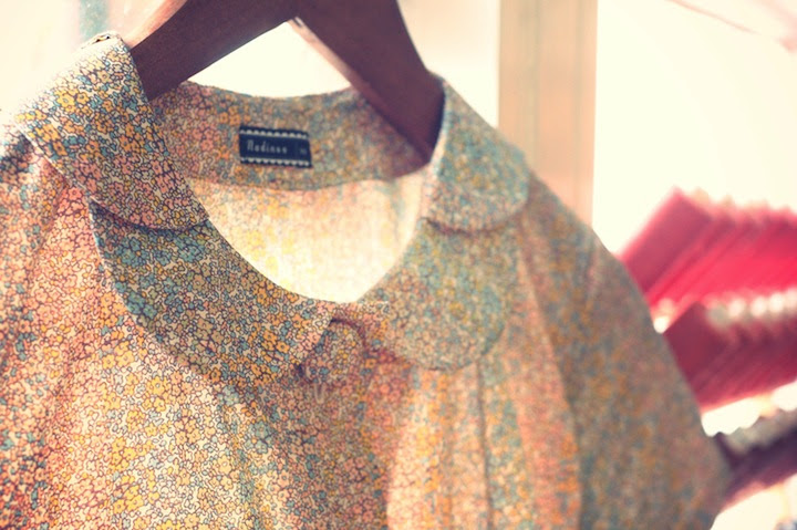 nadinoo - petal dress