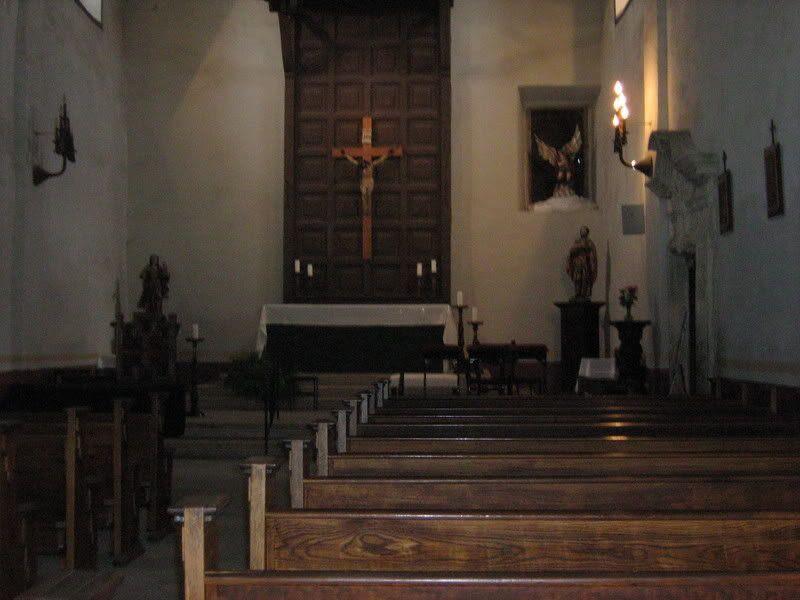 San Jose Altar