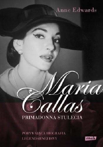 Okładka książki Maria Callas. Primadonna Stulecia