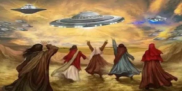 Μάχες Μεταξύ Εξωγήινων σύμφωνα με Αρχαία Κείμενα (video)