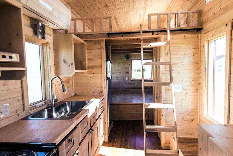 Floor plans for your tiny house on wheels photos - 25 Impressive Small House Plans For Affordable Home Construction