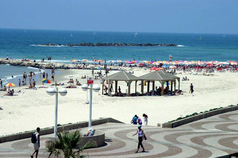 Tel Aviv na lista das 20 mais tops