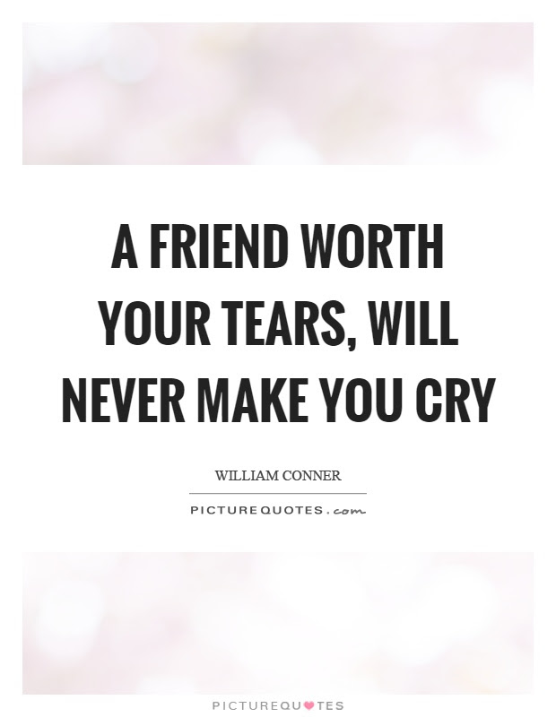Quotes About Friendship That Will Make You Cry: Best