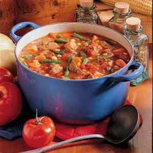 Southwestern Stew Pot Recipe