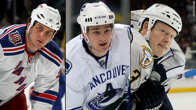 Three Hockey Enforcers Die Young In Four Months Raising Questions Cnn Com