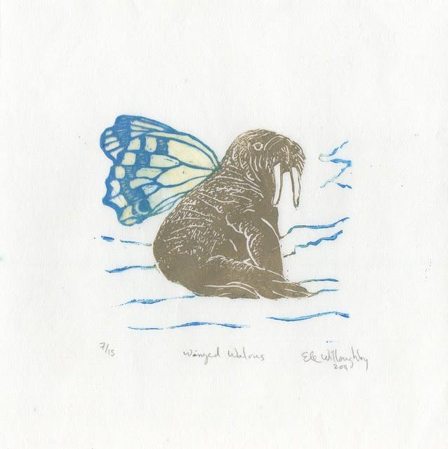 Winged Walrus